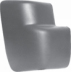 BP 1963-R , BUMPER END CAP - RIGHT