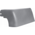 BP 2924-R , BUMPER END CAP - RIGHT