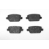 BS 1403 , BRAKE PADS - REAR DISC