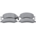 BS 1452 , BRAKE PADS - FRONT DISC
