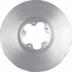 BS 2112 , BRAKE DISC - FRONT