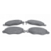 BS 2115 , BRAKE PADS - FRONT DISC