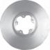 BS 2306 , BRAKE DISC - FRONT