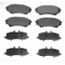 BS 4401 , BRAKE PADS - FRONT DISC