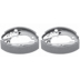 BS 7305 , BRAKE SHOES - REAR DRUM