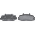 DP 702 , BRAKE PADS - FRONT DISC