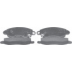 DP 703 , BRAKE PADS - FRONT DISC
