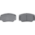 DP 704 , BRAKE PADS - FRONT DISC
