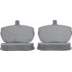 DP 706 , BRAKE PADS - FRONT DISC