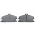 DP 717 , BRAKE PADS - FRONT DISC
